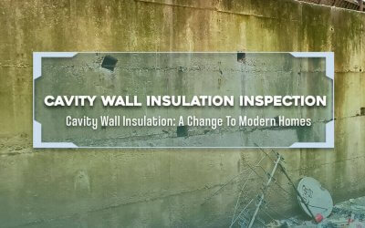 Cavity Wall Insulation Inspection