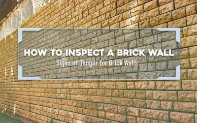 How to Inspect a Brick Wall
