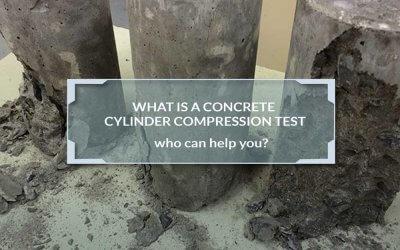 Concrete Cylinder Compression Test