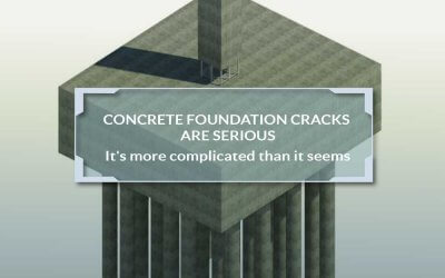 How to Repair Cracks in Concrete Wall Foundations