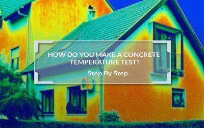 Concrete Temperature Testing