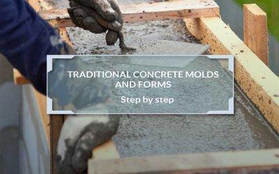 How To Make Concrete Molds?