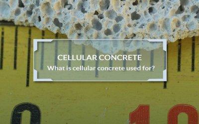 Cellular Concrete