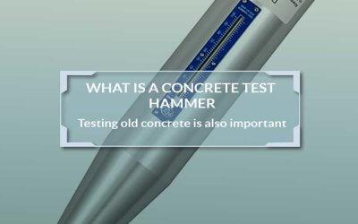 HT 225 Concrete Test Hammer